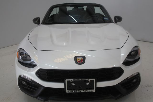 2017 Fiat 124 Spider Elaborazione Abarth Houston, Texas 10
