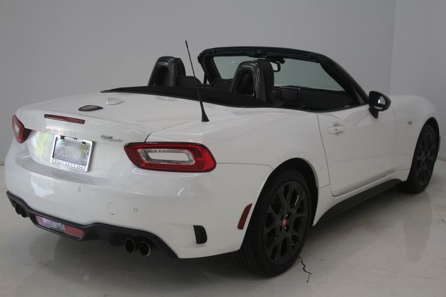 2017 Fiat 124 Spider Elaborazione Abarth Houston, Texas 13