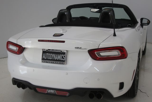 2017 Fiat 124 Spider Elaborazione Abarth Houston, Texas 14