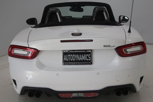 2017 Fiat 124 Spider Elaborazione Abarth Houston, Texas 15