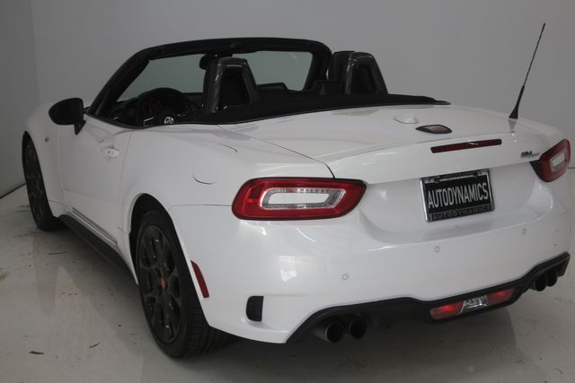 2017 Fiat 124 Spider Elaborazione Abarth Houston, Texas 16