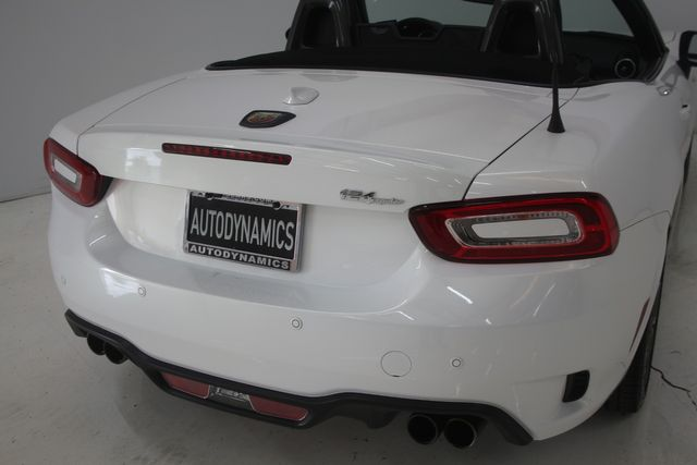 2017 Fiat 124 Spider Elaborazione Abarth Houston, Texas 17