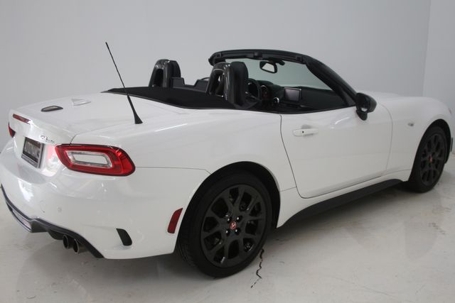 2017 Fiat 124 Spider Elaborazione Abarth Houston, Texas 18