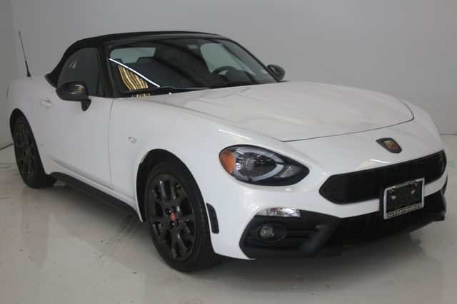 2017 Fiat 124 Spider Elaborazione Abarth Houston, Texas 3