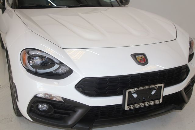 2017 Fiat 124 Spider Elaborazione Abarth Houston, Texas 4