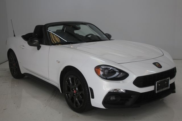 2017 Fiat 124 Spider Elaborazione Abarth Houston, Texas 8