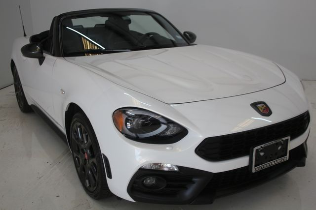 2017 Fiat 124 Spider Elaborazione Abarth Houston, Texas 9