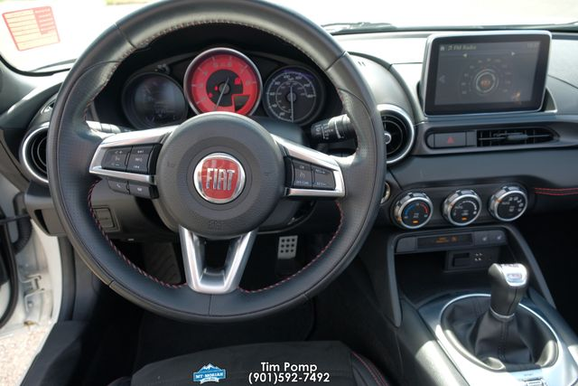 2017 Fiat 124 Spider Elaborazione Abarth in Memphis Tennessee, 38115