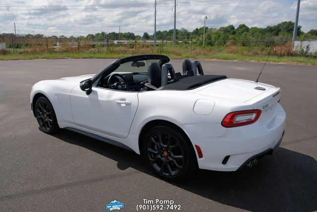 2017 Fiat 124 Spider / FACTORY WARRANTY REMAINING Elaborazione Abarth in Memphis, Tennessee 38115