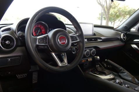 2017 Fiat 124 Spider Elaborazione Abarth | Plano, TX | Carrick's Autos in Plano, TX