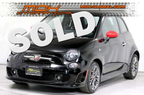 2017 Fiat 500 Abarth - Manual - Only 23K miles - Heated seats in Los Angeles