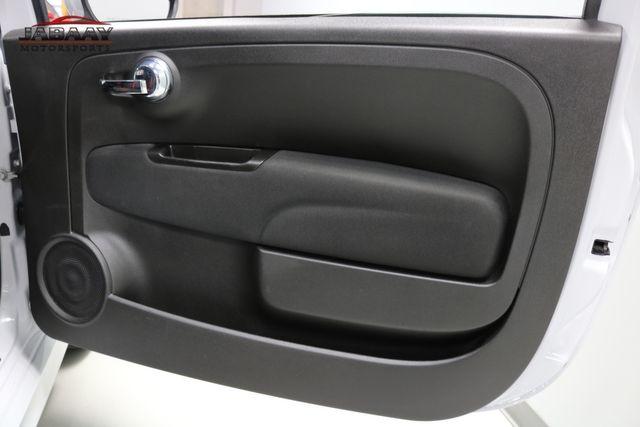 2017 Fiat 500 Abarth Merrillville, Indiana 23