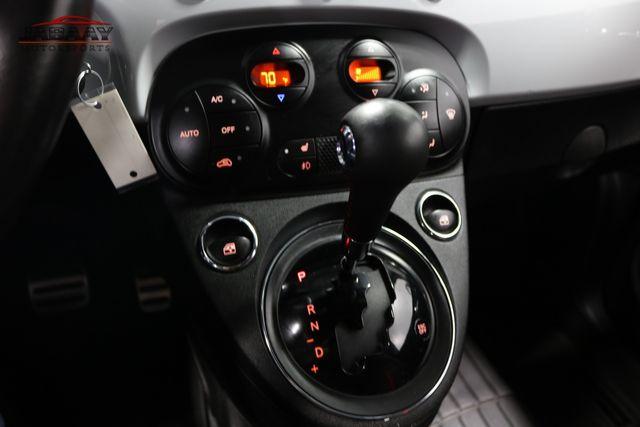 2017 Fiat 500 Abarth Merrillville, Indiana 20