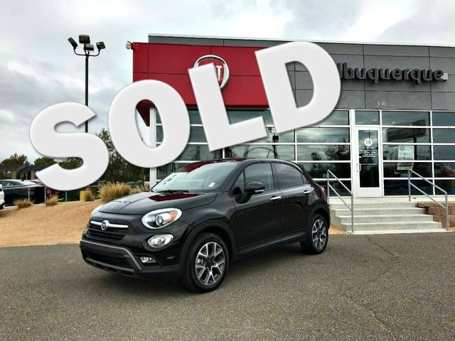 2017 Fiat 500X Trekking in Albuquerque New Mexico, 87109
