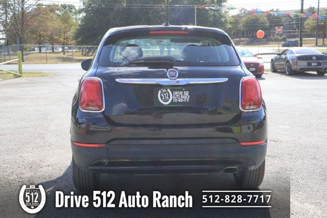 2017 Fiat 500X Pop in Austin, TX 78745
