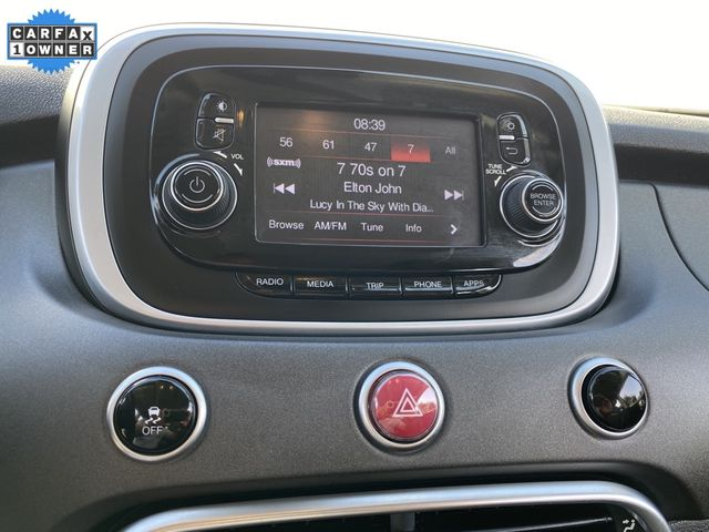 2017 Fiat 500X Trekking Madison, NC 24