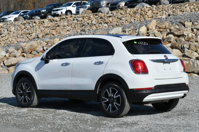 2017 Fiat 500X Pop Naugatuck, Connecticut 2