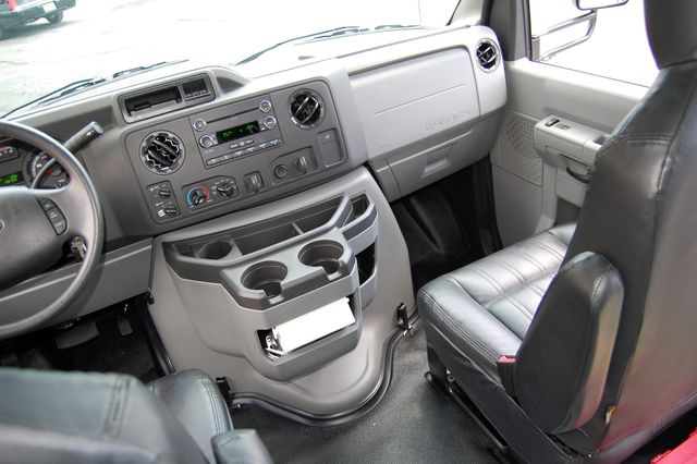 2017 Ford 15 Pass Mini Bus Charlotte, North Carolina 22
