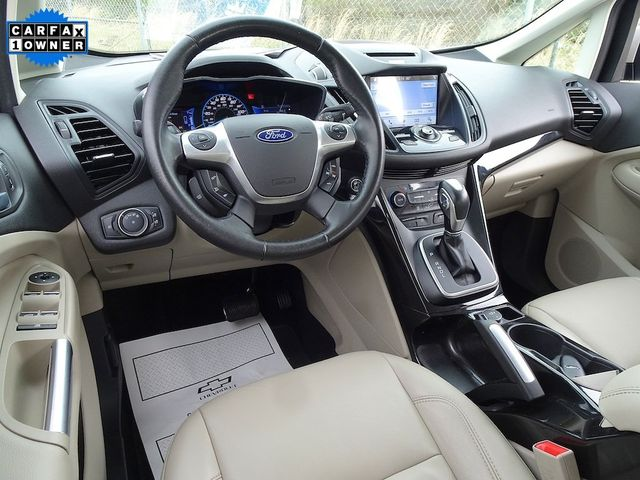 2017 Ford C-Max Hybrid Titanium Madison, NC 38