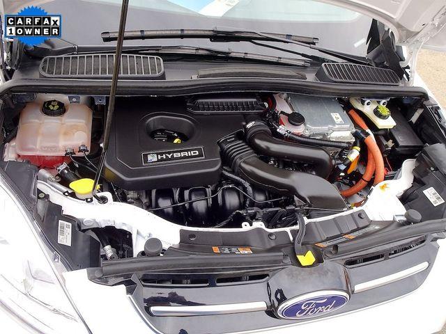 2017 Ford C-Max Hybrid Titanium Madison, NC 46
