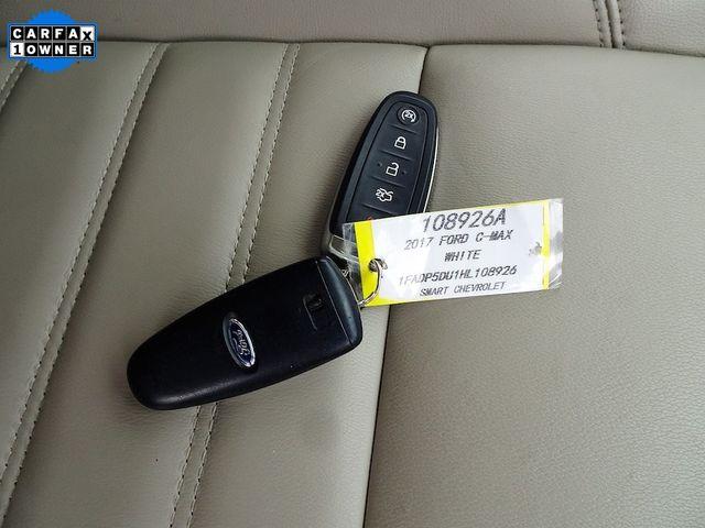 2017 Ford C-Max Hybrid Titanium Madison, NC 48