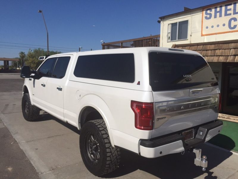 2017 Ford Camper Shells Truck toppers in Mesa, AZ