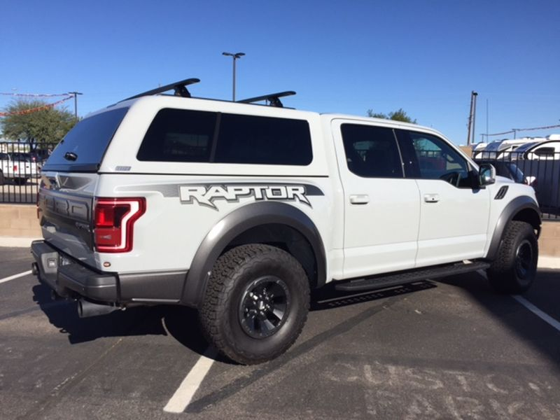 2017 Ford Camper Shells Truck toppers in Mesa AZ