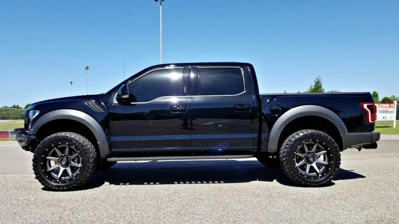 2017 Ford Custom 550 HP Raptor   FOCAL/ JL Audio/ FUEL TOYO  | Palmetto, FL | EA Motorsports in Palmetto, FL