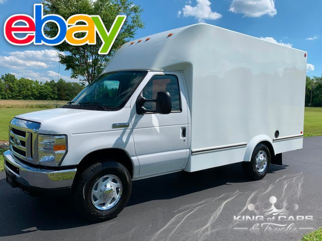 2017 Ford E-350 Cutaway SERVICE BOX VAN ONE OWNER in Woodbury, New Jersey 08093