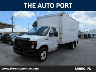 2017 Ford E-Series Cutaway 16' Box Van in Clearwater Florida, 33773