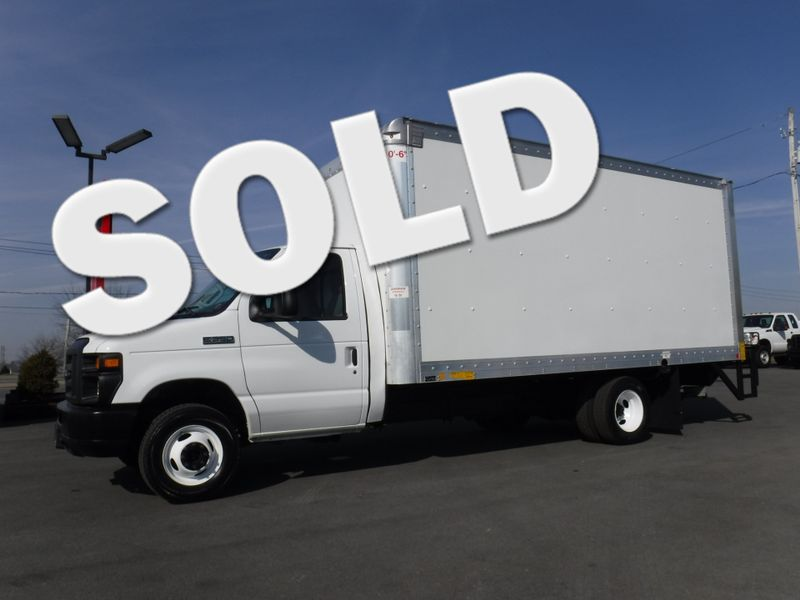 2017 Ford E350 16' Box Truck with Lift Gate in Ephrata PA