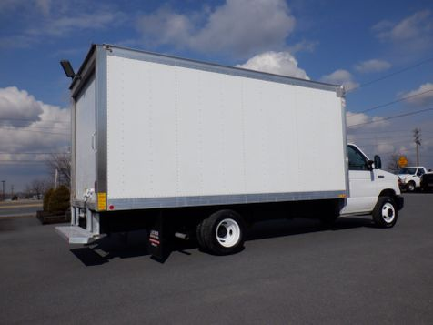 2017 Ford E350 16' Box Truck with Loading Ramp in Ephrata, PA