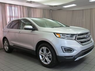 2017 Ford Edge Titanium  city OH  North Coast Auto Mall of Akron  in Akron, OH