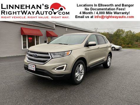 2017 Ford Edge SEL in Bangor