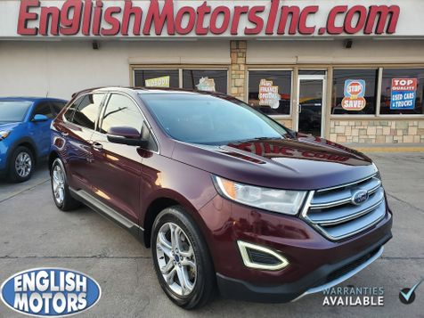 2017 Ford Edge Titanium in Brownsville, TX