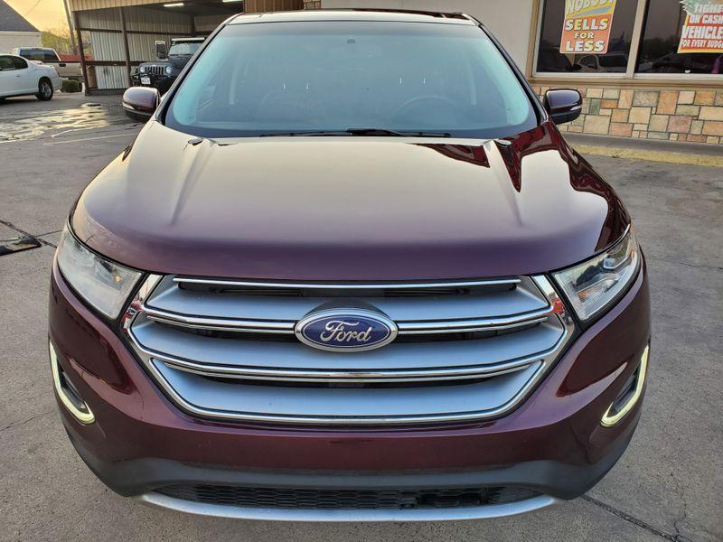 2017 Ford Edge Titanium  Brownsville TX  English Motors  in Brownsville, TX