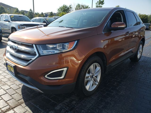 2017 Ford Edge SEL | Champaign, Illinois | The Auto Mall of Champaign in Champaign Illinois