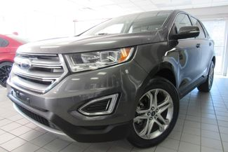 2017 Ford Edge Titanium W/ NAVIGATION SYSTEM/ BACK UP CAM Chicago, Illinois 2