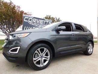 2017 Ford Edge Titanium Automatic, Navigation, Alloy Wheels 72k in Dallas, Texas 75220