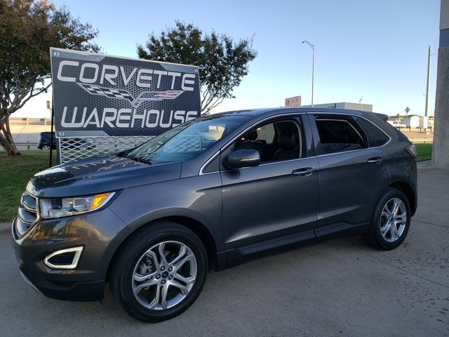 2017 Ford Edge Titanium Automatic, Navigation, Alloy Wheels 72k