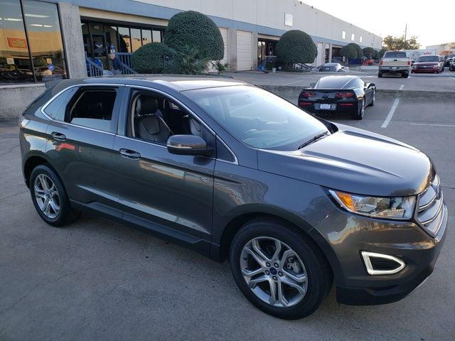 2017 Ford Edge Titanium Automatic, Navigation, Alloy Wheels 72k in Dallas, Texas 75220