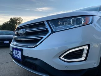 2017 Ford Edge Titanium  city ND  Heiser Motors  in Dickinson, ND