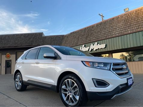2017 Ford Edge Titanium in Dickinson, ND
