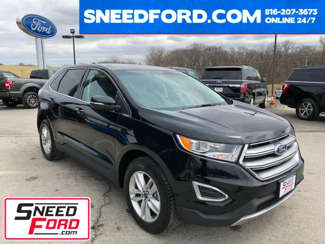 2017 Ford Edge SEL AWD V6