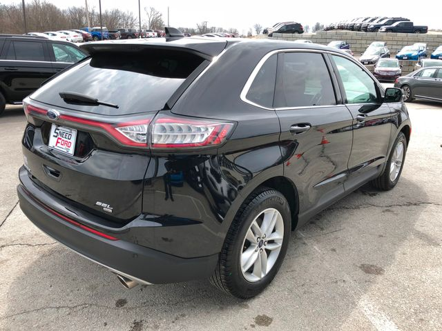 2017 Ford Edge SEL AWD V6 in Gower Missouri, 64454