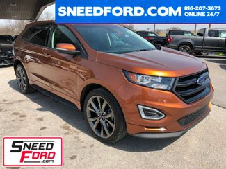 2017 Ford Edge Sport AWD in Gower Missouri, 64454