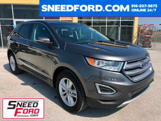 2017 Ford Edge SEL AWD 2.0L I4 in Gower Missouri, 64454