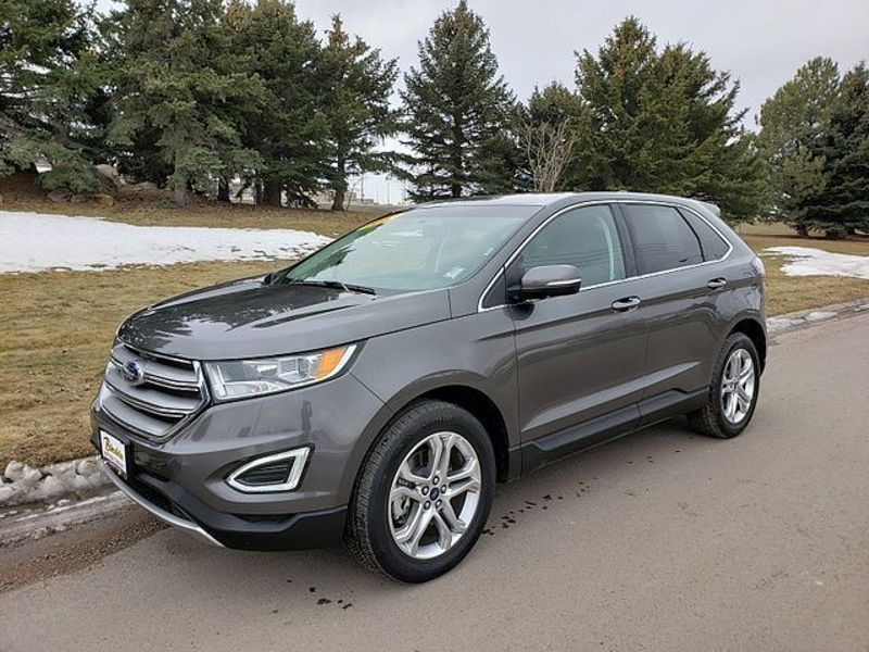 2017 Ford Edge Titanium  city MT  Bleskin Motor Company   in Great Falls, MT