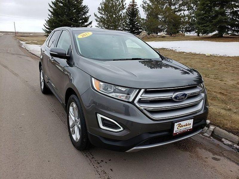 2017 Ford Edge Titanium  city MT  Bleskin Motor Company   in Great Falls, MT