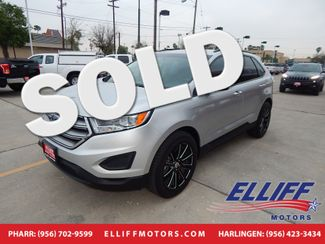 2017 Ford Edge SE in Harlingen, TX 78550